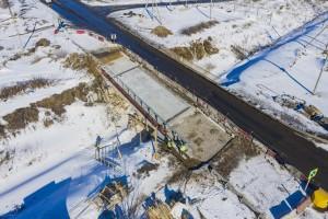 Ремонт дороги Тольятти – Ташелка в 2021 году продолжается