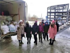 Самарцы в ходе экоакции сдали 500 кг вторсырья за три часа