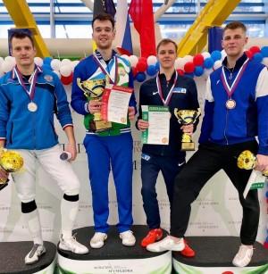 В подмосковном Центре фехтования Ильгара Мамедова завершился всероссийский турнир по фехтованию на рапирах.