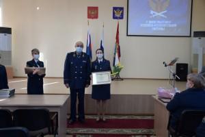 Начальник УФСИН СО генерал-лейтенант внутренней службы Рамиз Алмазов поздравил сотрудников и ветеранов УИС с профессиональным праздником.