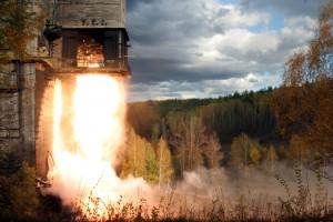 Ракету Союз перед запуском перекрасят