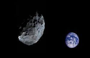 Большой астероид пролетит мимо Земли