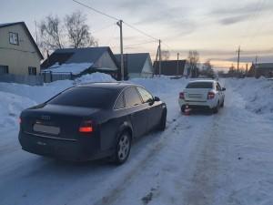 Девочка-подросток пострадала в ДТП в Самарской области