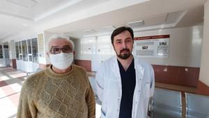 """""""При поступлении в реанимацию у Тенгиза Шотовича было диагностировано очень тяжелое состояние, так как поражение легочной ткани превышало 90%""""."""