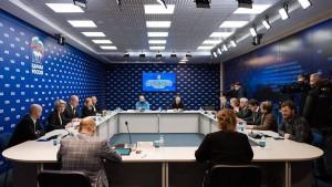 Больше половины федерального оргкомитета предварительного голосования Единой России - общественники