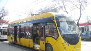 Самарский электробус снова выйдет на улицы