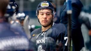 Травму хоккеист получил 12 марта в выездном матче 1/8 плей-офф МХЛ против ярославского «Локомотива». В ходе встречи шайба попала в голову защитнику.