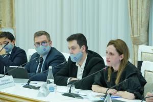 17 марта стажеры встретятся со студентами опорных вузов Самарской области, где обсудят систему высшего образования региона.