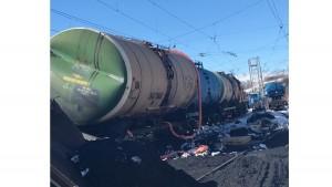 Найдены виновные в сходе с рельсов четырех вагонов с углем под Сызранью