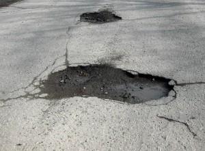 Районы с худшими дорогами назвали в Самаре