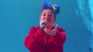 """Видео ее выступления было опубликовано на YouTube-канале """"Евровидения"""" 10 марта."""