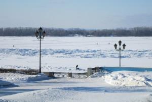 Стало известно, когда вскроется лед на Волге в Самарской области
