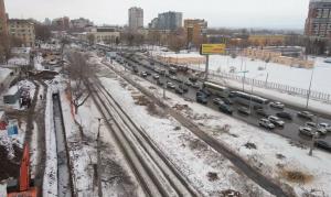 Самарцам обещают посадить новые деревья после строительства развязки на Ново-Садовой