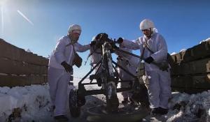 Минометчики ЦВО уничтожили базу противника под Самарой в рамках подготовки к АрМИ-2021