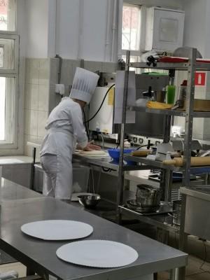 Самарский техникум кулинарного искусства выступил одной из площадок регионального чемпионата «Молодые профессионалы»  (WorldSkills Russia).