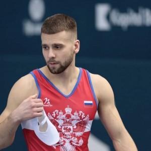 Другой батутист региона, Михаил Мельник, занял 4 место.