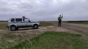 Самарцам напомнили о правилах охоты в пограничной зоне