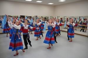 К участию в Гимнастраде присоединились команды  из Самарского института культуры