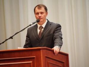 Дмитрий Холин ушел с поста главы регисполкома «Единой России»
