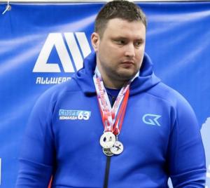 Помимо призового места он прошел отбор для включения в сборную России.