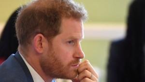Принц Гарри получил работу в американской компании