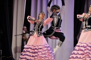 Цель мероприятия – встреча весны в творческих традициях башкирского народа и укрепление межнациональных отношений.