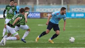 Иван Сергеев с 28 забитыми голами продолжает лидировать в гонке бомбардиров ОЛИМП – Первенства ФНЛ.
