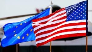 ЕС и США решили вместе противостоять России