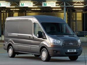 Серийное производство электромобилей Ford Transit появится в России
