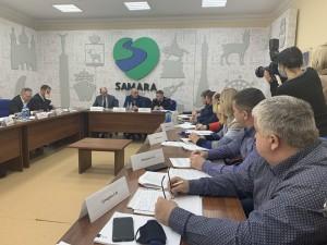 В Самаре значительно уменьшилось число очагов аварийности на дорогах местного значения