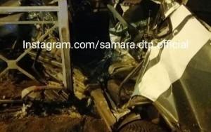 ДТП с тремя погибшими: стали известны подробности автокатастрофы в Самаре