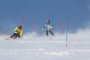 Самарские спортсмены - призеры чемпионата России по горнолыжному спорту