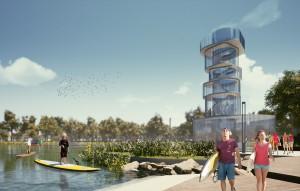 В апреле в Кинеле начнется благоустройство Парка на озере Крымское
