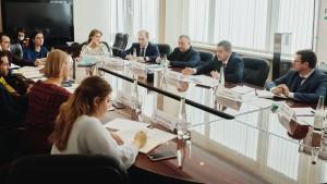 Олег Машковцев провел в Москве рабочее совещание по вопросам организации и проведения Молодежного форума ПФО «iВолга» в 2021 году.