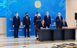 АВТОВАЗ будет производить автомобили LADA в Казахстане