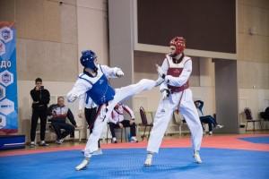 Самарские тхэквондисты-юниоры завоевали 11 лицензий на участие в первенстве страны