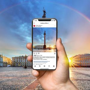 Авиакомпания Россия и Nikon проводят конкурс фотографий в Instagram