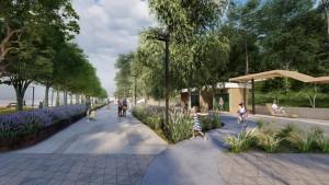 Реконструкция набережной – заветная мечта жителей Автограда.