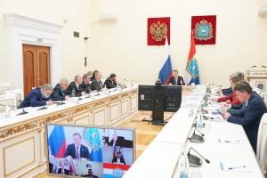 Обсуждались: поддержка моногородов, создание испытательного центра АВТОВАЗа, разработка новых законодательных инициатив.