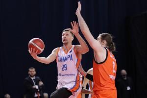 Баскетболисты Самары вышли в полуфинал Суперлиги-1