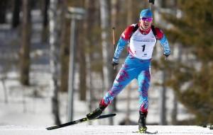 Чемпионат России по биатлону проходит в Ханты-Мансийске с 31 марта по 4 апреля.