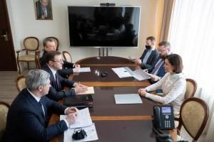 Во время встречи подвели итоги совместного сотрудничества АСИ и Правительства региона за последние три года и обозначили ключевые направления дальнейшего взаимодействия.