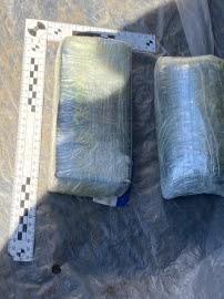 Пассажир в Самарской области вез почти 2 кг героина