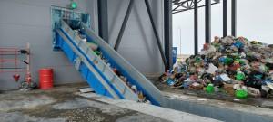 В Сергиевском районе Самарской области начал функционировать мусоросортировочный комплекс