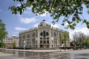 Ровно 81 год назад - 5 апреля 1940 года, Куйбышевский облисполком принял решение о создании на базе гастрольбюро - Куйбышевской филармонии.