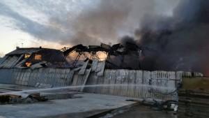Для ликвидации пожара привлечены 158 человек, 44 единицытехники.