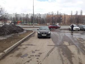 В Тольятти в один день сбили двух женщин-пешеходов