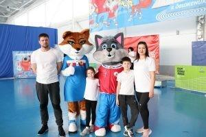 В Самаре состоялся фестиваль ГТО среди семейных команд