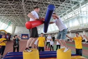 В соревнованиях приняли участие 36 семей.