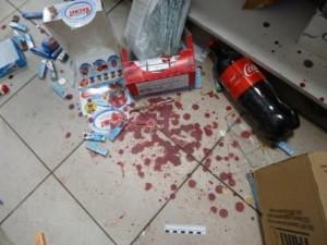 Разбойник порезал лицо продавщице в Новокуйбышевске